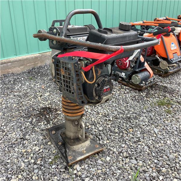 BoMag Gasoline Powered Jumping Jack BT60/4 W Honda GX 100 Motor