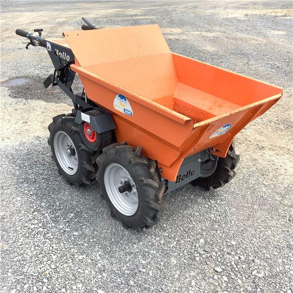 Belle BMD300 Gas Wheelbarrow