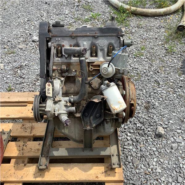 Military Iltis Motor