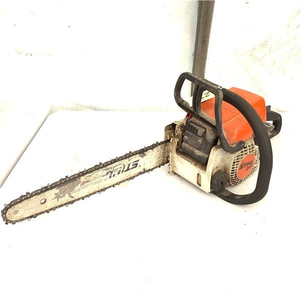 """Stihl 017 Chain Saw with 16"""" Bar"""