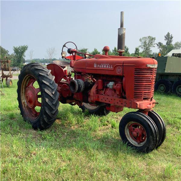 McCormick Farmall 1946 'M' Tractor