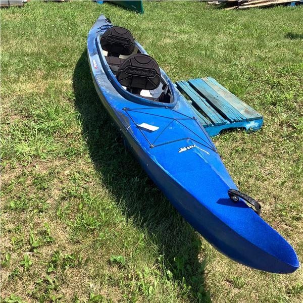 """Clear Water Design Nunavut 2 Seater Kayak, 194"""" Long"""