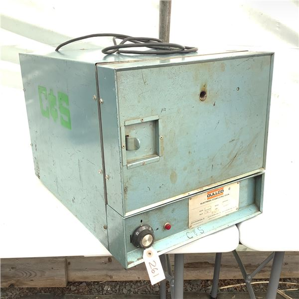 Gullco Electrode Stabilizing Oven (Rod Oven)