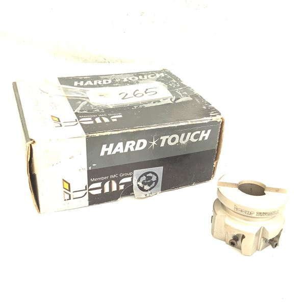 Hard Touch Carbide Face Mill F90LN D2.00-05-.75-R-N15, New