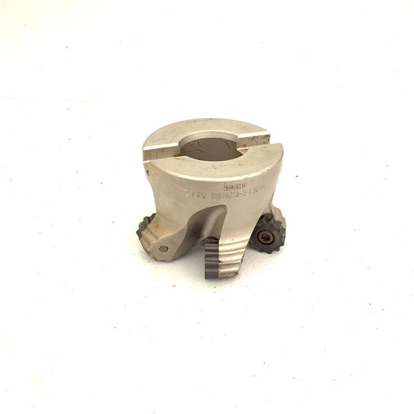 Shredmill Face Milling Cutter, FRW D187A 250-5-1.00-16
