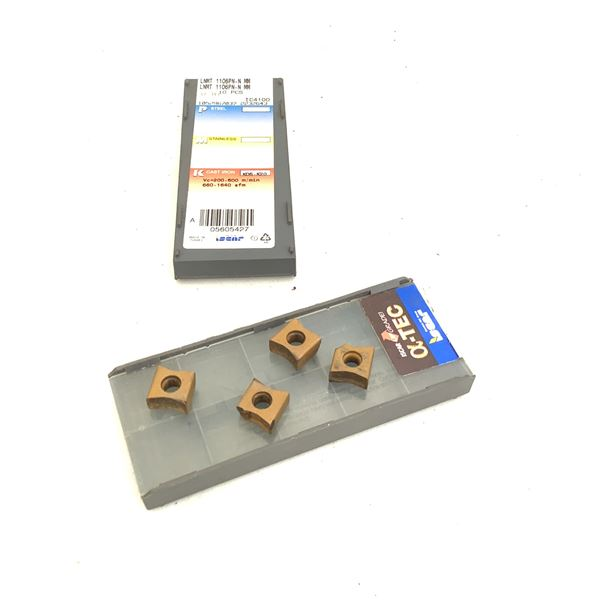 Inserts for Face Mills LNMT 1106PN-N MM 11 Piece