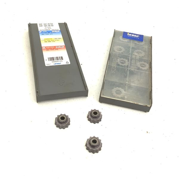 Inserts for Face Mills RCMT 1607-FW-F20 20 Piece