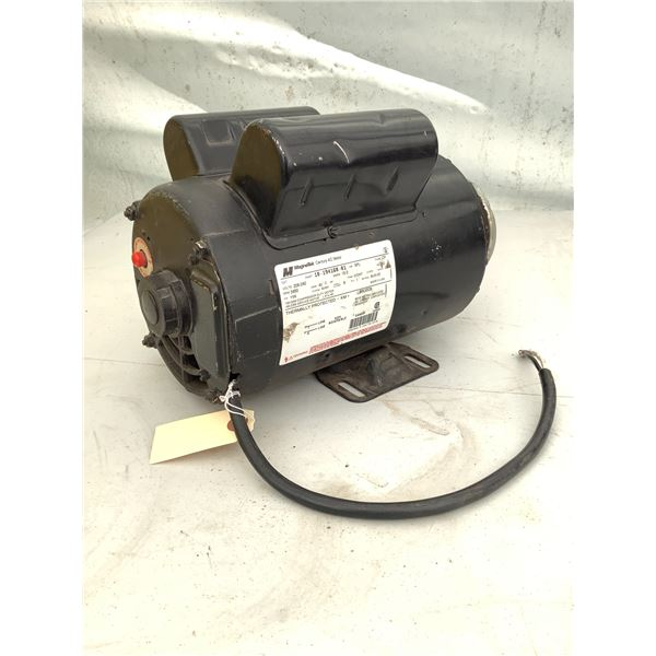 Magnetek Century AC 5 HP Compressor Motor