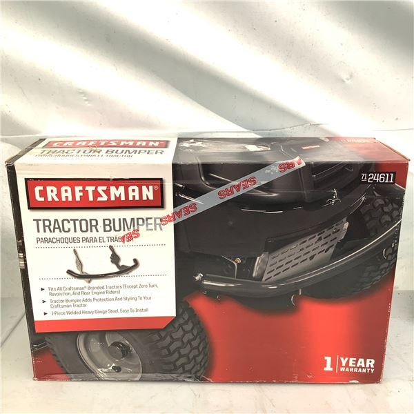 Craftsman 71-24611 Tractor Bumper, Never Used