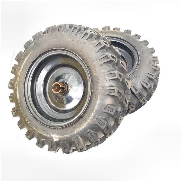 Kenda Snowblower Tires 16X6.50-8, X 2, Never Used