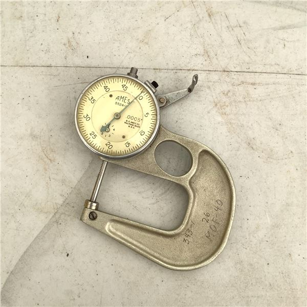 Plate Thickness Gauge