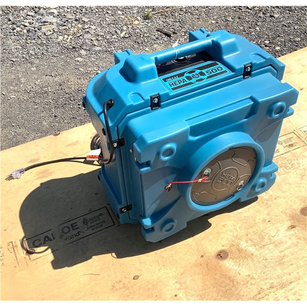 Dri Eaz DefendAir Hepa 500 Air Scrubber, New