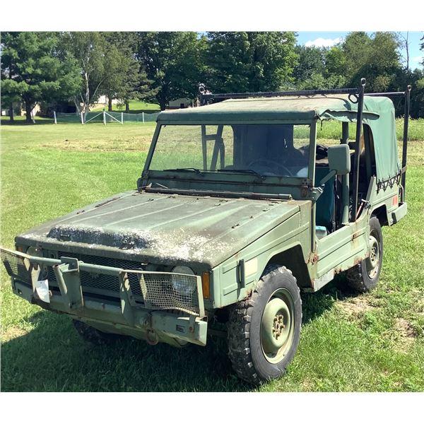 "Ex Canadian Forces Bombardier Iltis ""Jeep"""