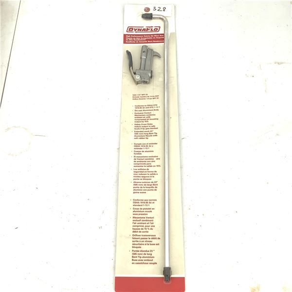 DynaFlo High Performance Safety Air Blow Gun, New