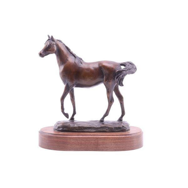 "Dwyer, Anna ""The Arabian Horse"" Limited Bronze"