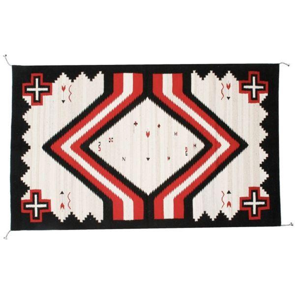 Ganado Promontory Wool Large Rug by Hernandez