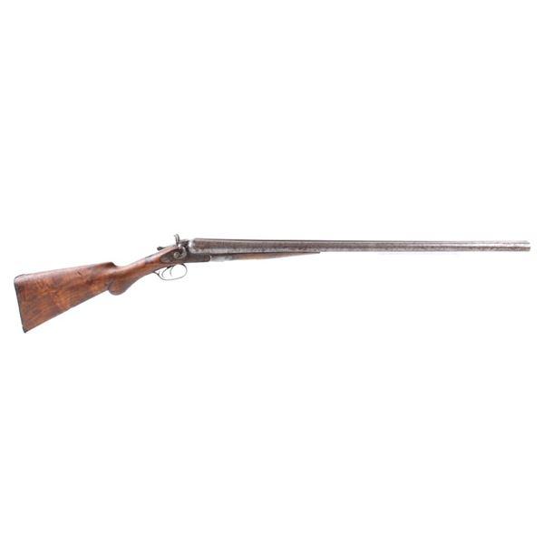 Colt Model 1878 10 Gauge Double Barrel Shotgun