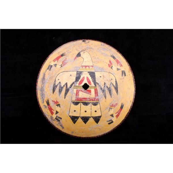 Pueblo Thunderbird Shield c.1940