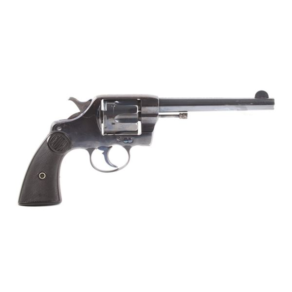 Colt Double Action New Army 1884 .38 Cal Revolver