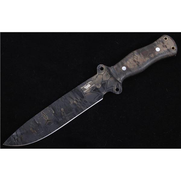 Montana Territory D2 Vigilante Tactical Knife