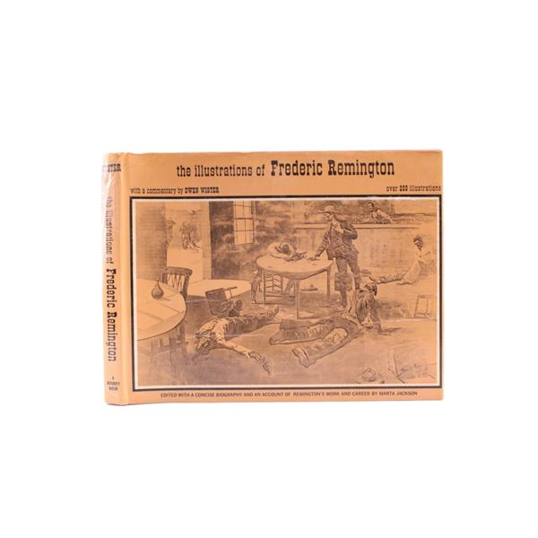 The Illustrations of Frederic Remington by Wister