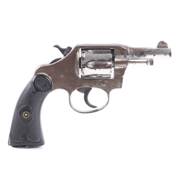 Colt Police Positive .32 Double Action Revolver