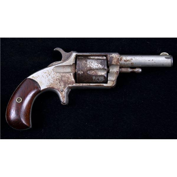 Hopkins & Allen Blue Jacket No. 2 Revolver