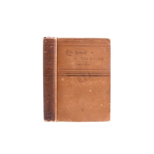 1893 Life Among the Indians by Rev. James B Finley