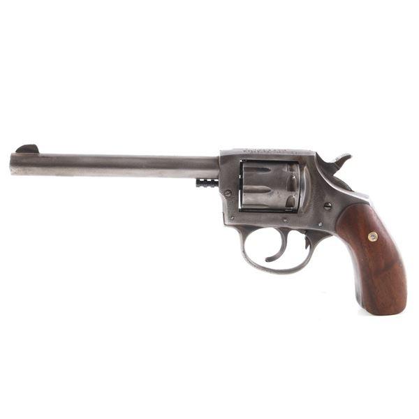 Iver Johnson Target .22 Cal M55A D/A Revolver