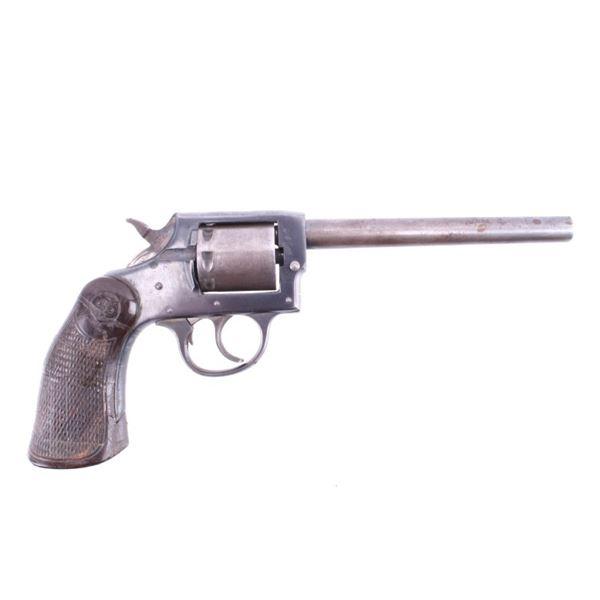 Iver Johnson Target Model 55 .22 Caliber Rimfire