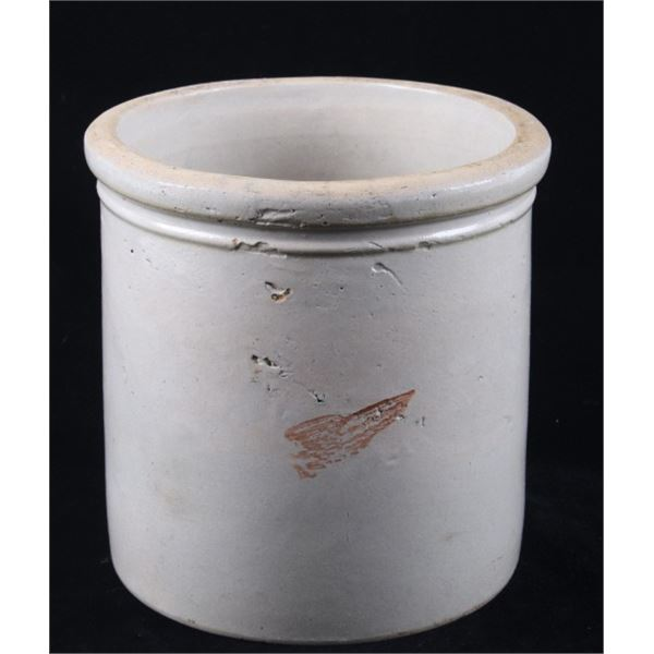 Early 1900's Red Wing 1 Gallon Pottery Crock