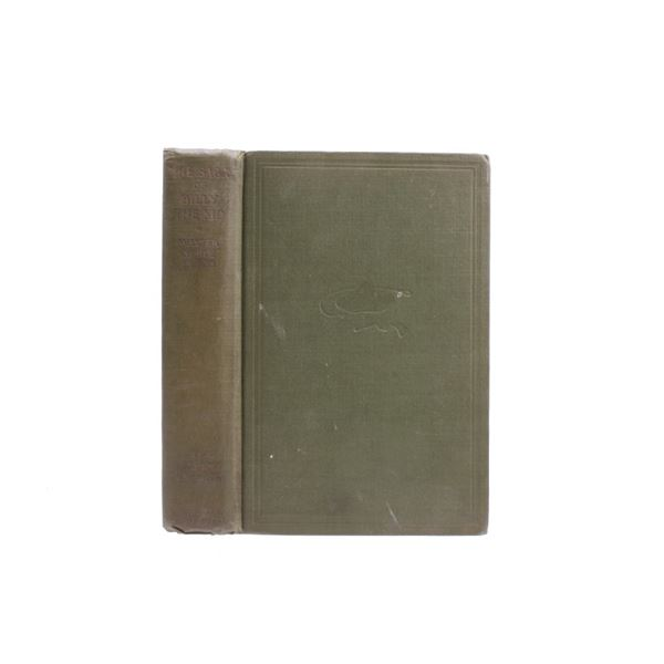 1926 1st Ed. The Saga of Billy the Kid by W. Burns