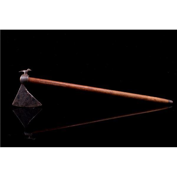 1900-1950's Bird Figure Hammer Poll Axe Tomahawk