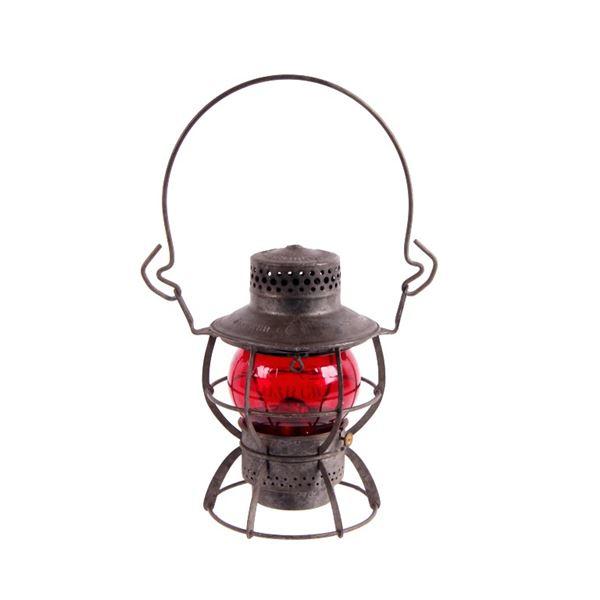 Dressel Adams and Westlake Kerosene Lantern
