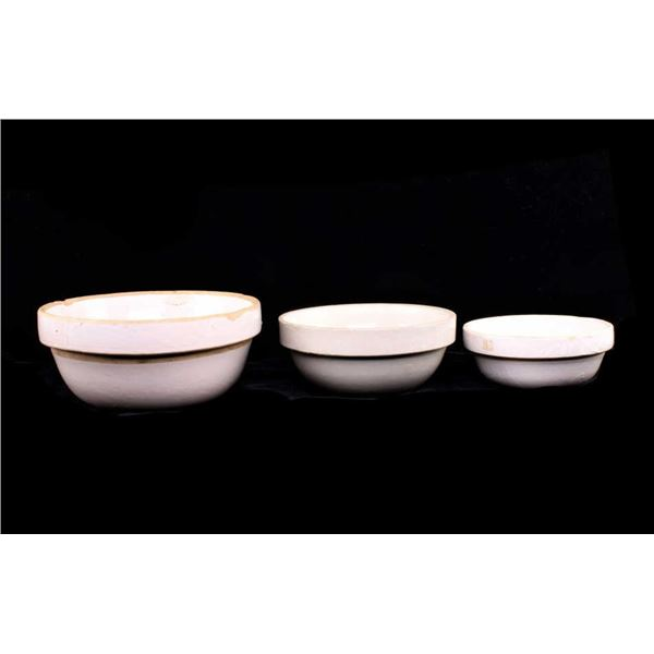 Red Wing Stoneware Pottery Bowl Collection