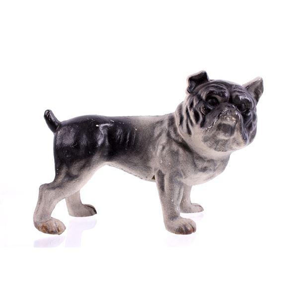 Hubley Cast Iron English Bulldog Doorstop