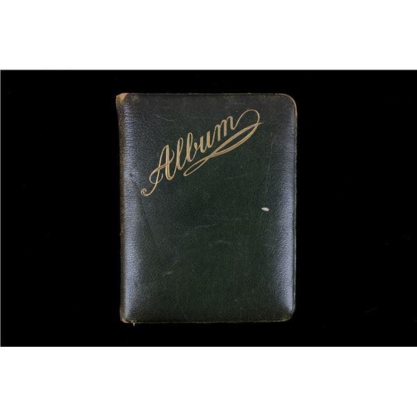 Photo & Illustration Personal Journal C. 1904-WW1