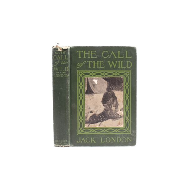 The Call of the Wild By Jack London Early Edition