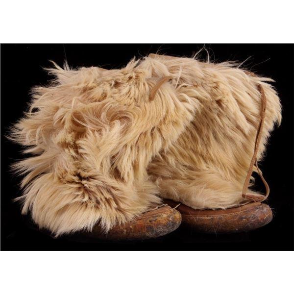 Canadian Heritage Blond'o Mukluks Men's Size 10