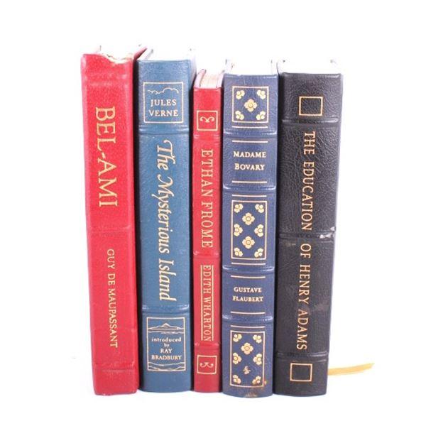 Easton Press Leather Bound Books Of Classics