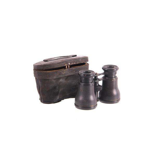 Paris LeMaire Binoculars W/ Original Case 1880's