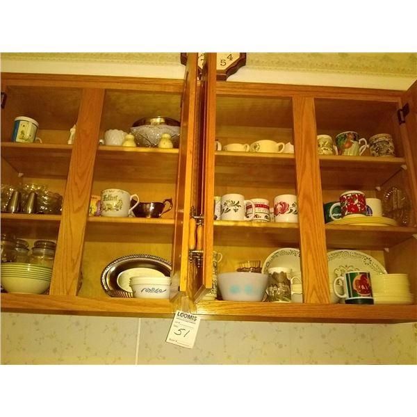 Double Cupboard Lot