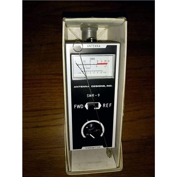 Vintage Antenna Designs, Inc. Radio Antenna Transmitter / AKA LOT 169