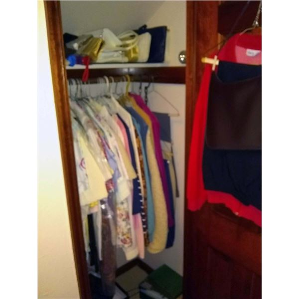 Closet Lot: Women's Clothing, Purses and Shoes