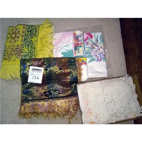Assorted Linens Lot