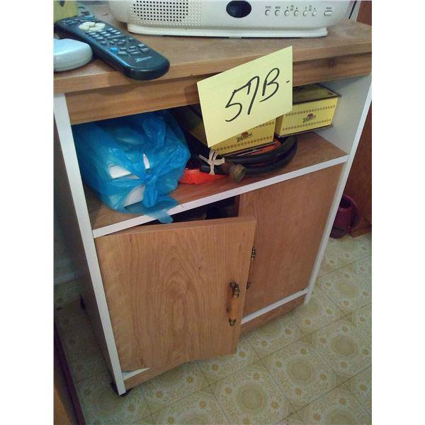 Kitchen Storage Stand On Wheels