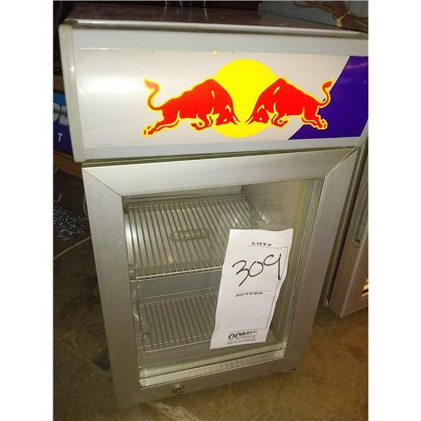 "Red Bull Cooler, 14"" x 24"""