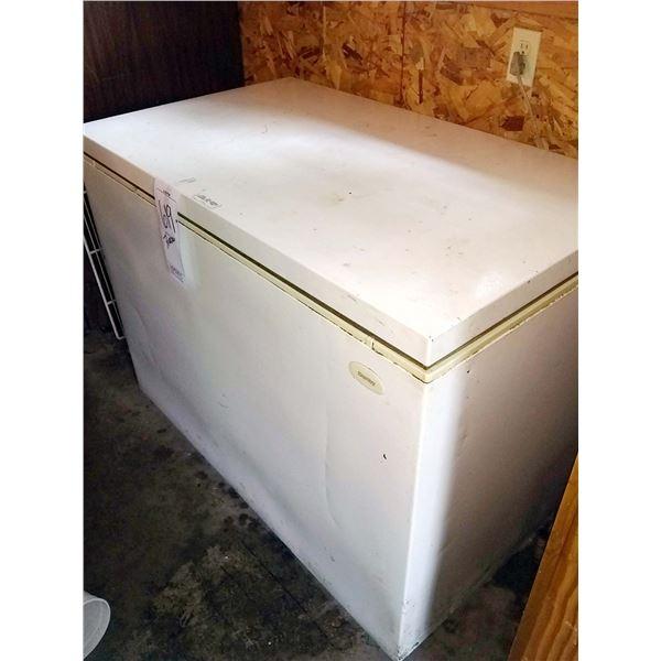 """Danby Freezer, Works, 46"""" x 29"""""""