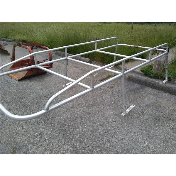 Stainless Pickup Rack / AKA LOT 548