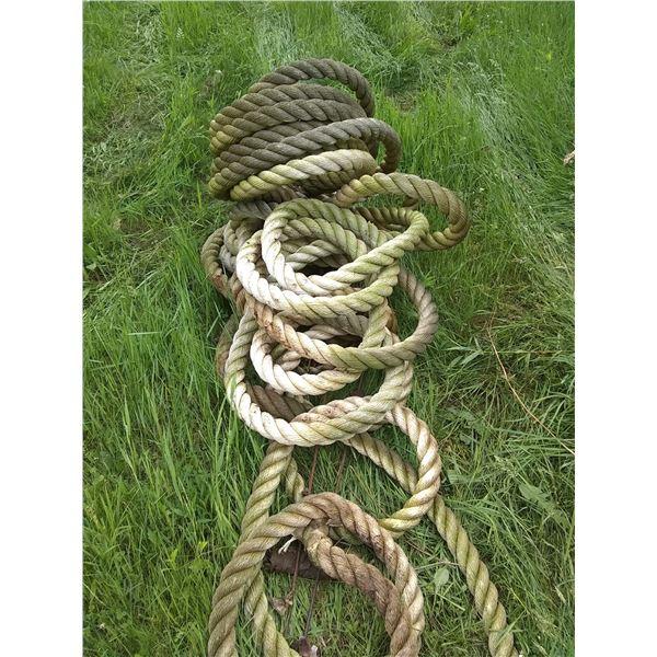 Jumbo Dock Rope / AKA LOT 578